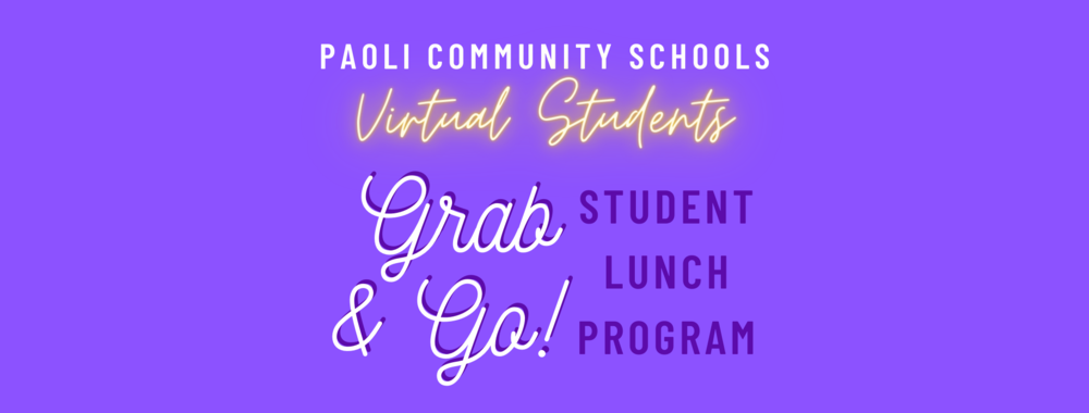 Grab & Go Lunch for Virtual Students